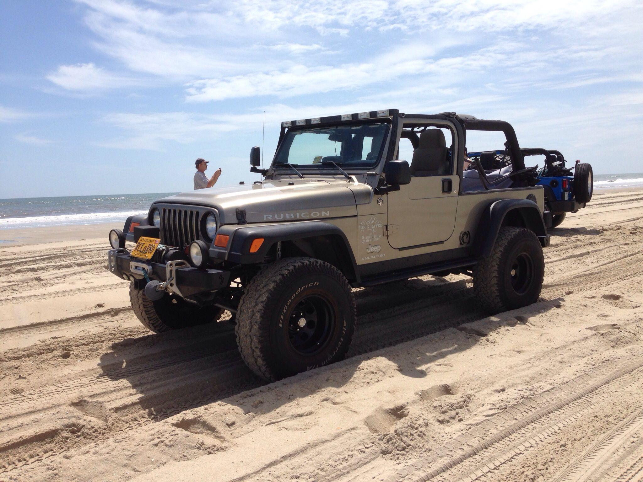 06 lj on the beach