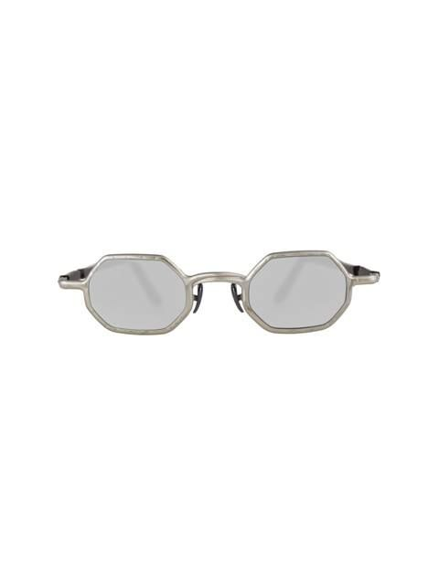 4705e6a8b6 Kuboraum Berlin Z11 TS Silver Lens Frames   Now Available to Pre-Order at  FALLOW www.fallow.com.au