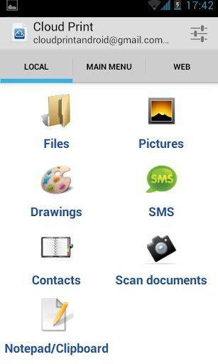 Cloud Print App For Samsung Galaxy S3 Samsung galaxy s3
