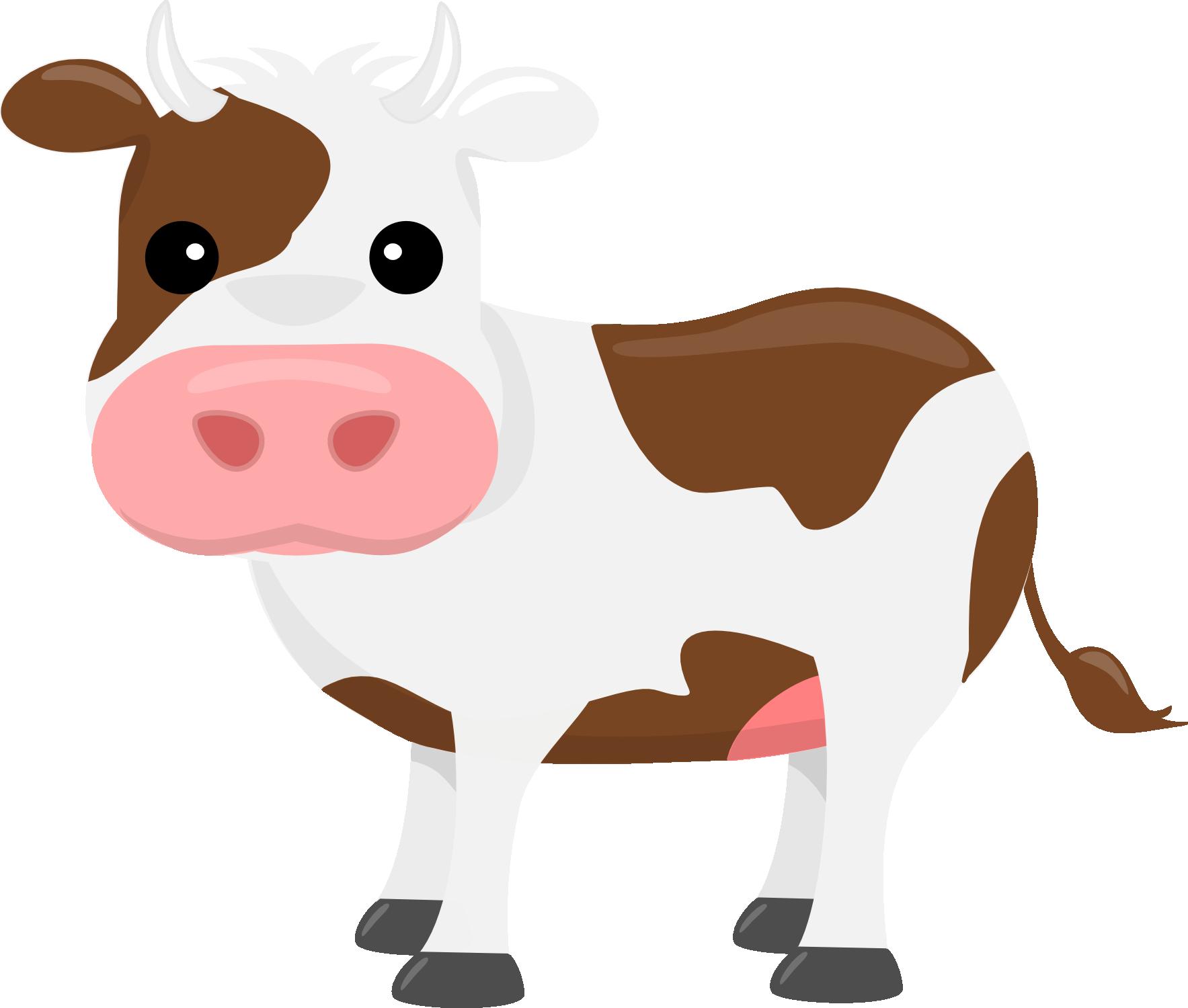 on the farm clip art cow scrapbooking and clip art rh pinterest com cute cow face clipart cute cartoon cow clipart