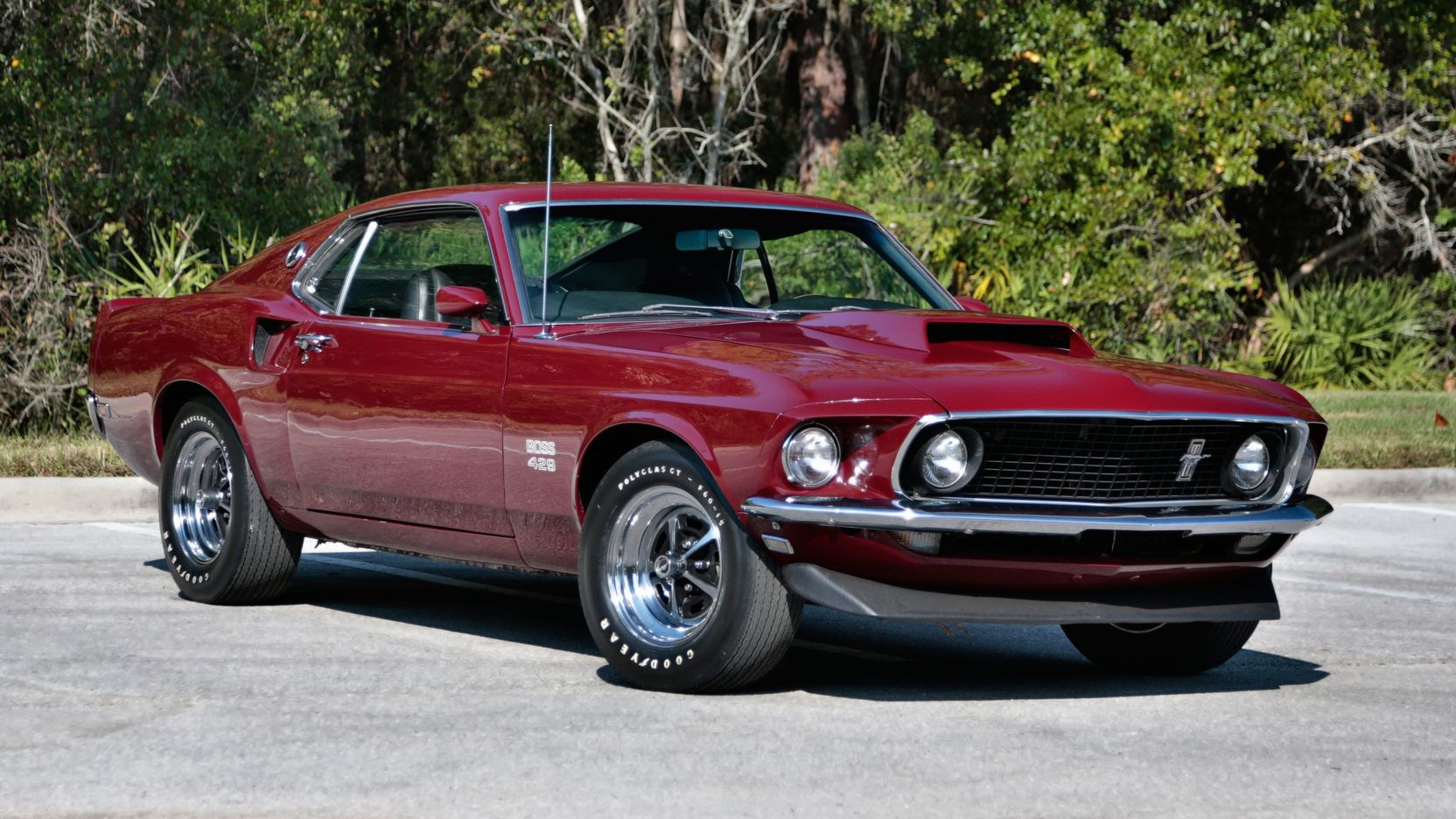 1969 Ford Mustang Boss 429 Fastback | F173 | Kissimmee 2017 | Mecum Auctions