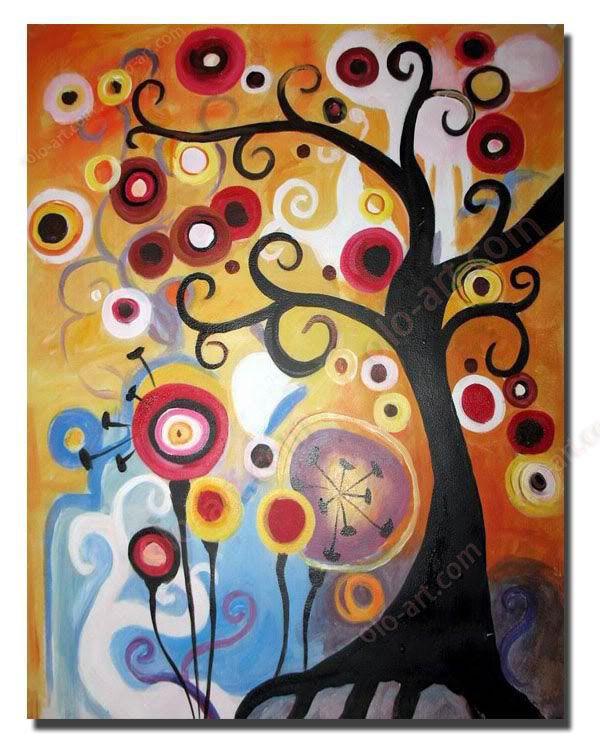 Art Deco painting on canvas | For Art's Sake! | Pinterest ...