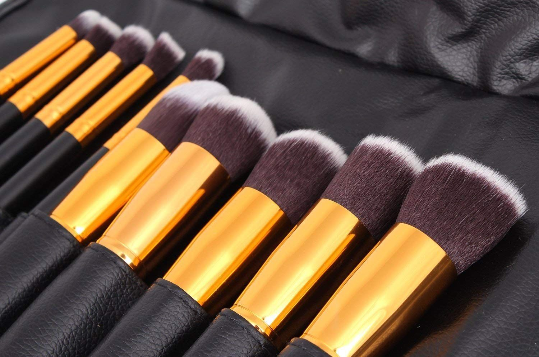 Beau Belle Makeup Brushes Makeup Brush Set Kabuki