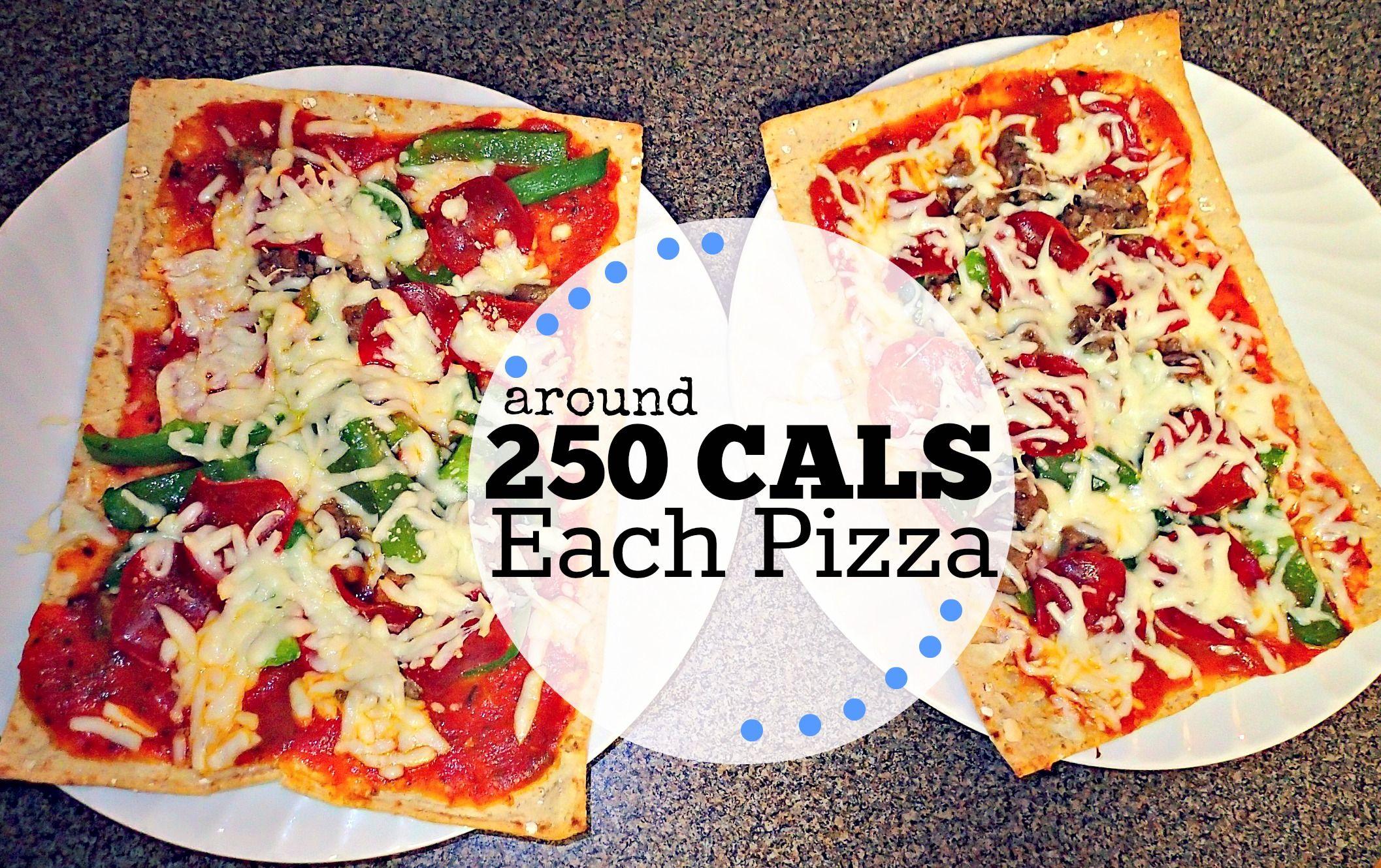 Low Calorie Flatbread Pizzas | No calorie foods, Flatbread ...