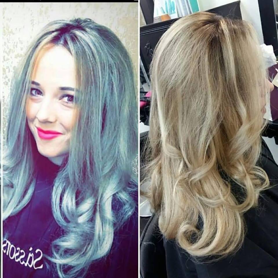 Colour Done By Brogain At Scissors Newry Hair Haircolour Jacquelle Eyebrow 53d6c4cf4eb6e9037af2525e5be77c25