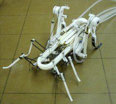 Micro-Cricket Robot Series | Biologically Inspired Robotics