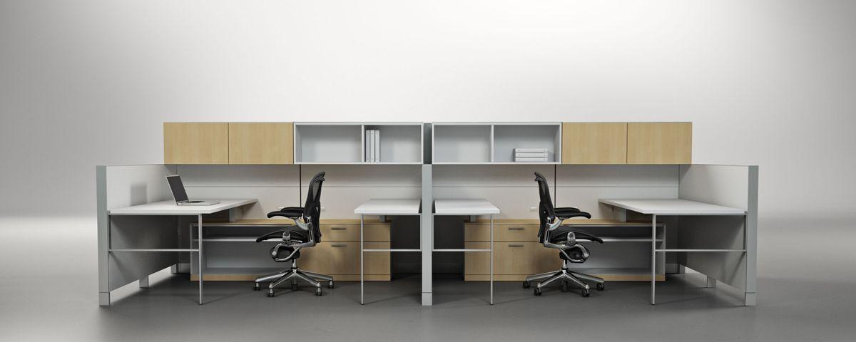Canvas Office Landscape Office Furniture System Herman Miller