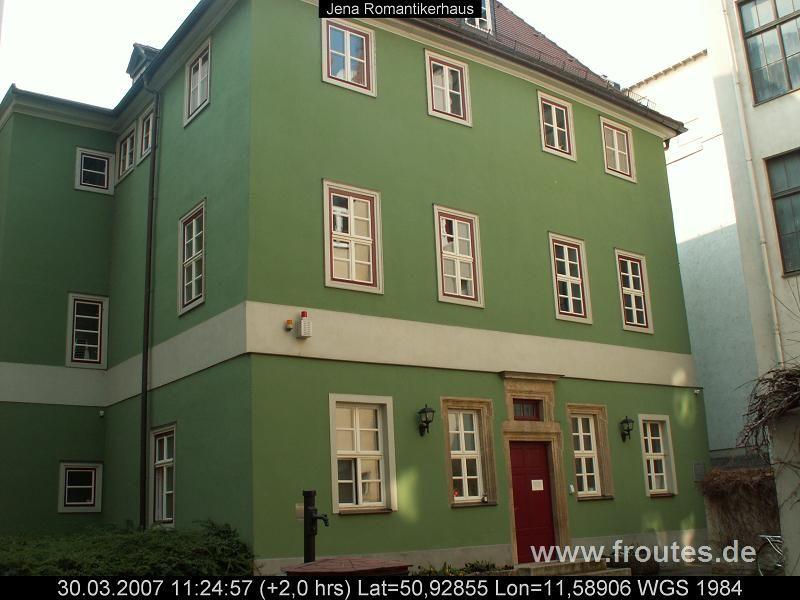 Jena Romantikerhaus Thüringen, Jena