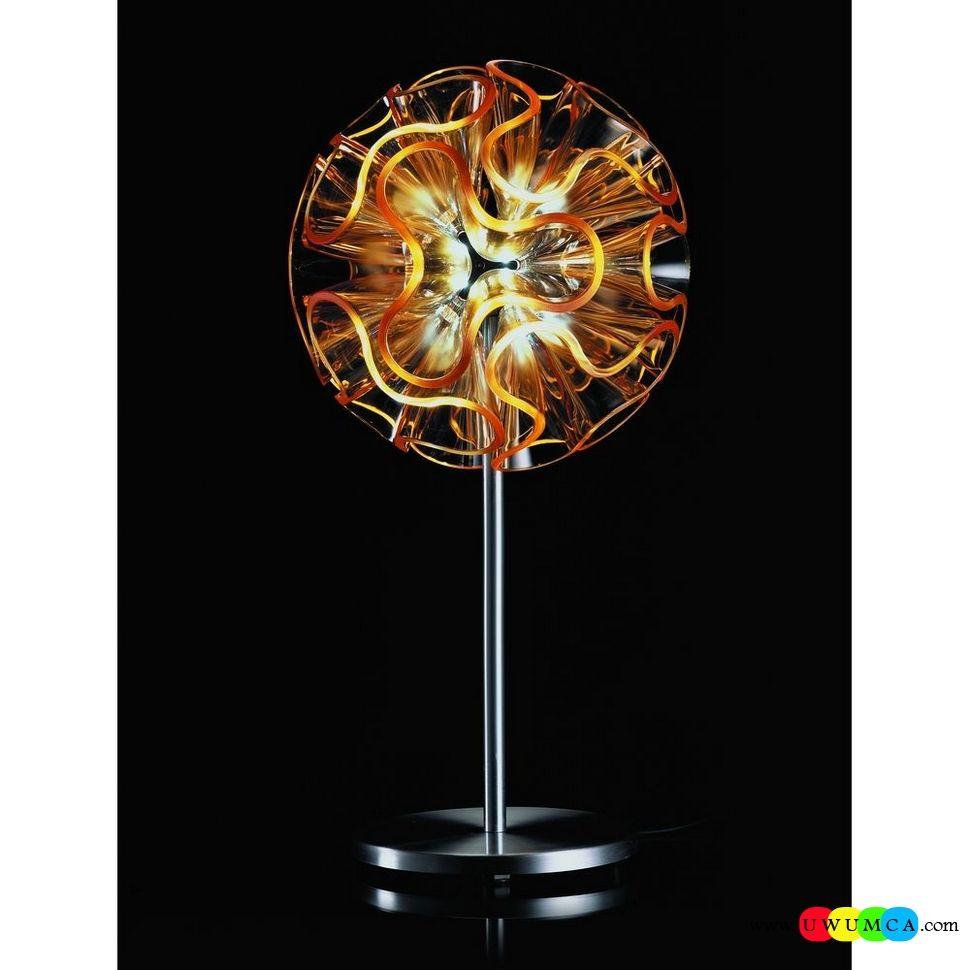 Decoration:Diy Coral Lamp Shade Coral Light Pendant Fixture Color Floor  Desk Table Lamps Base