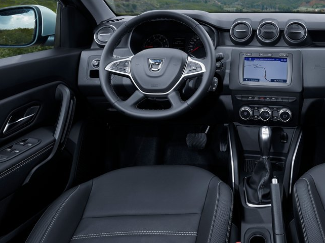 2019 Dacia Duster interior | NewAutoReport | Pinterest | Dusters ...
