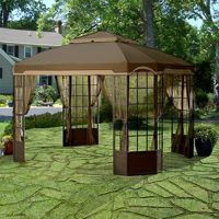 Gardenwinds Com Gazebo Replacement Canopy Gazebo Replacement Canopy