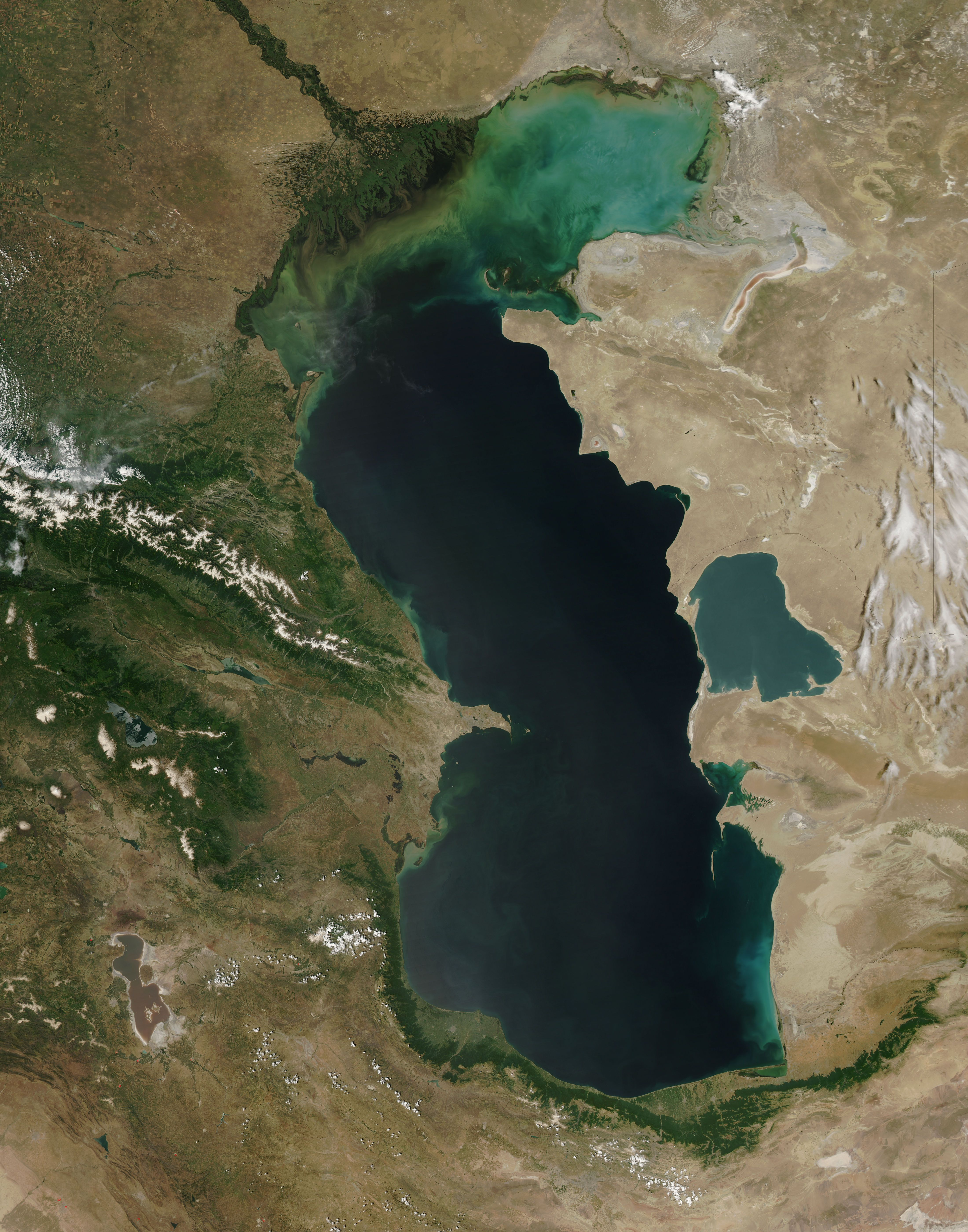 Eight Largest Lakes in the world The Great Eights I Like