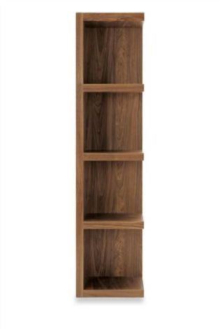 Buy Mode Walnut Corner Shelf From The Next Uk Online Shop Corner Shelves Cotton Lights Shelves