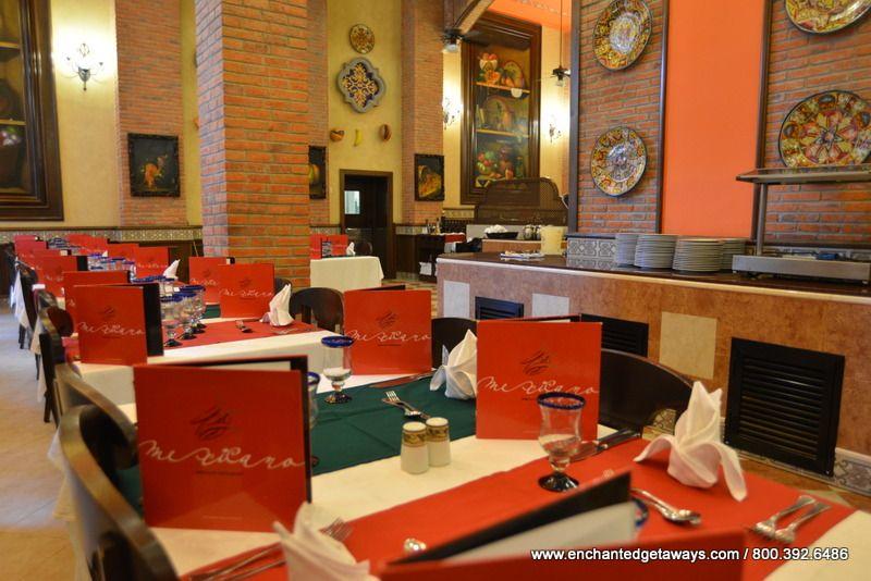 Guacamole Restaurant Riu Palace Pacifico