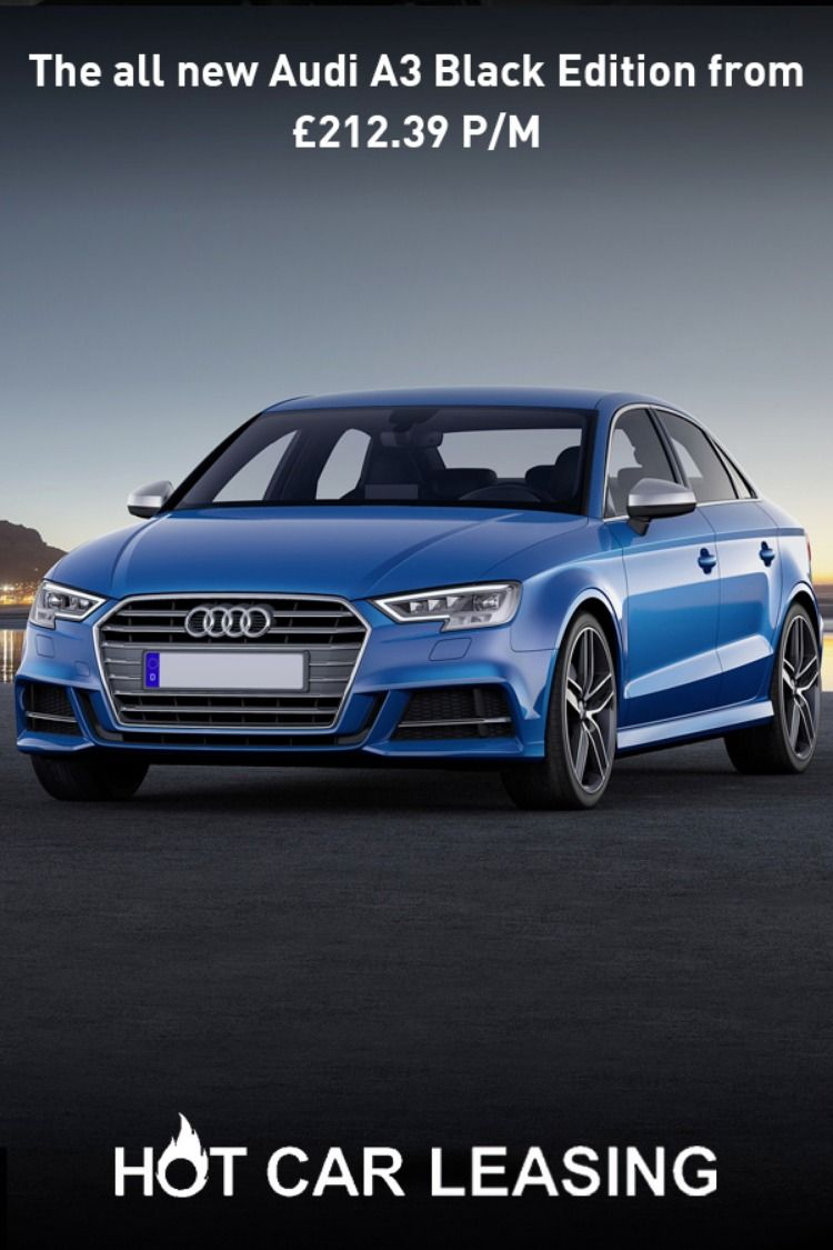 Audi A3 Lease >> Lease The New Audi A3 From 212 39 P M Hot Cars Audi A3 Car