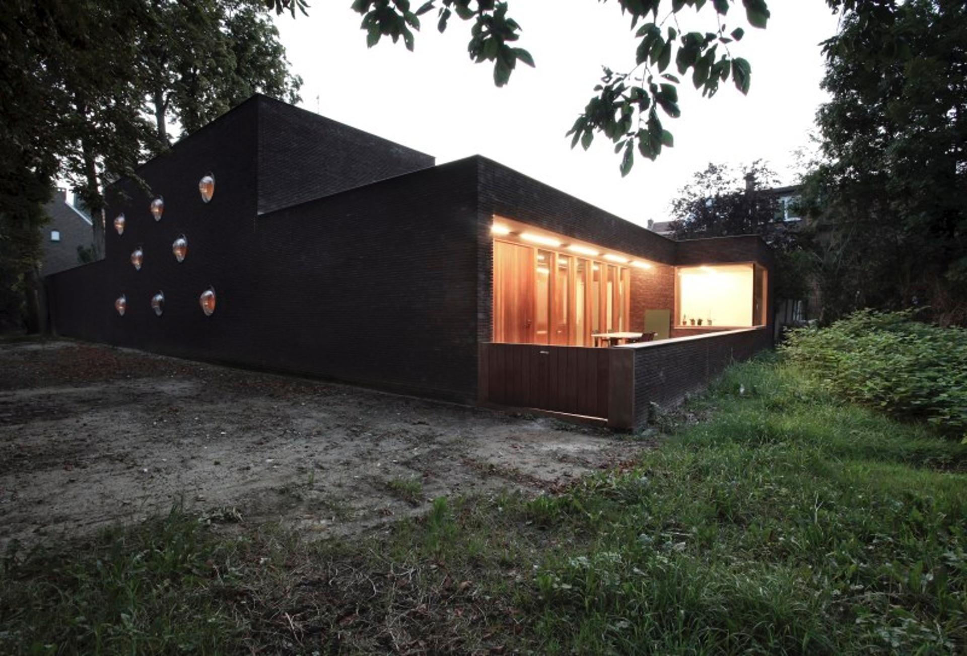 De Ark, Lens°Ass Architecten © Philippe van Gelooven | ELEMENT ...