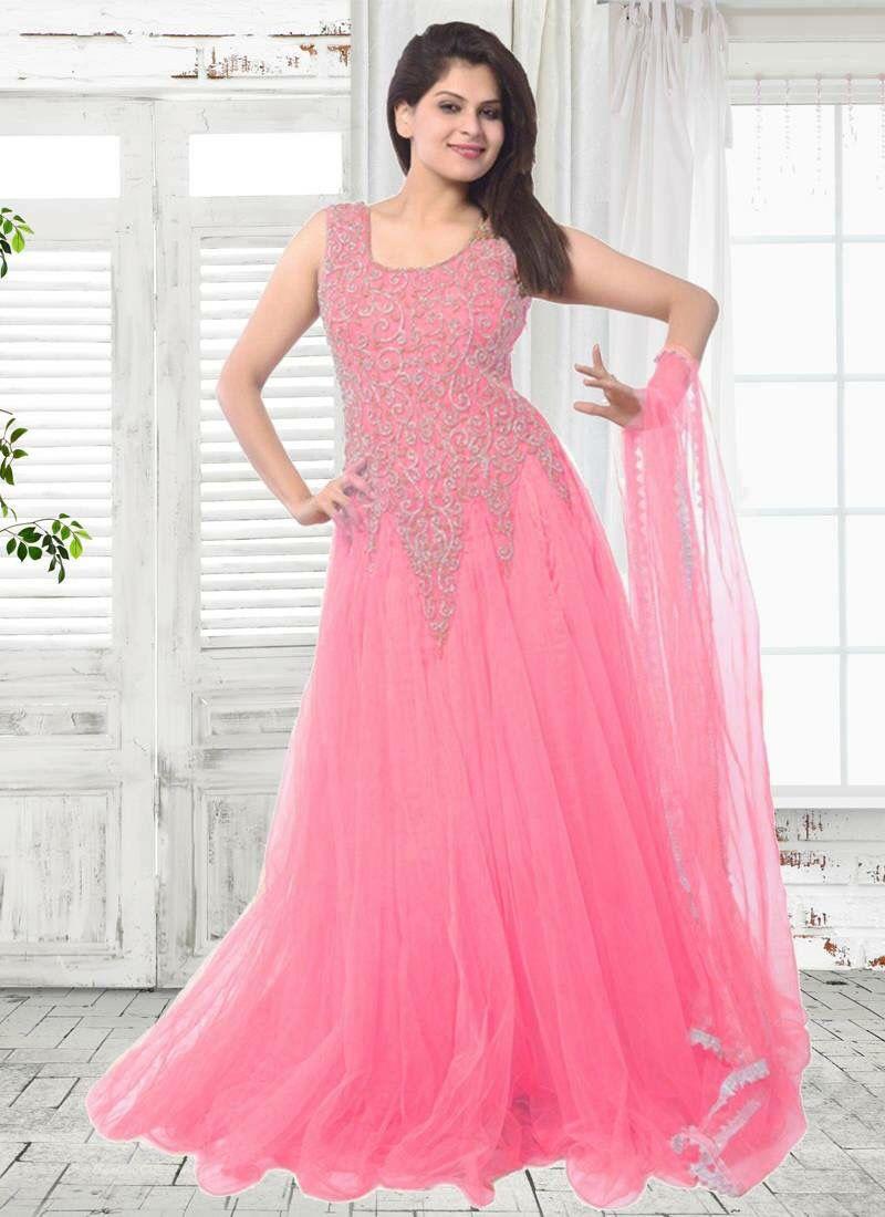 Vistoso Vestidos De Fiesta Para Niñas India Imágenes - Colección del ...