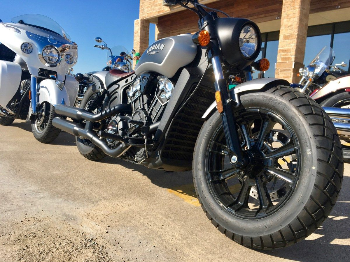 2018 Indian Scout and Bobber Review | Indian scout, Bobber ...