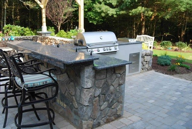 Protecting Granite Countertops in Outdoor Kitchens If youre like