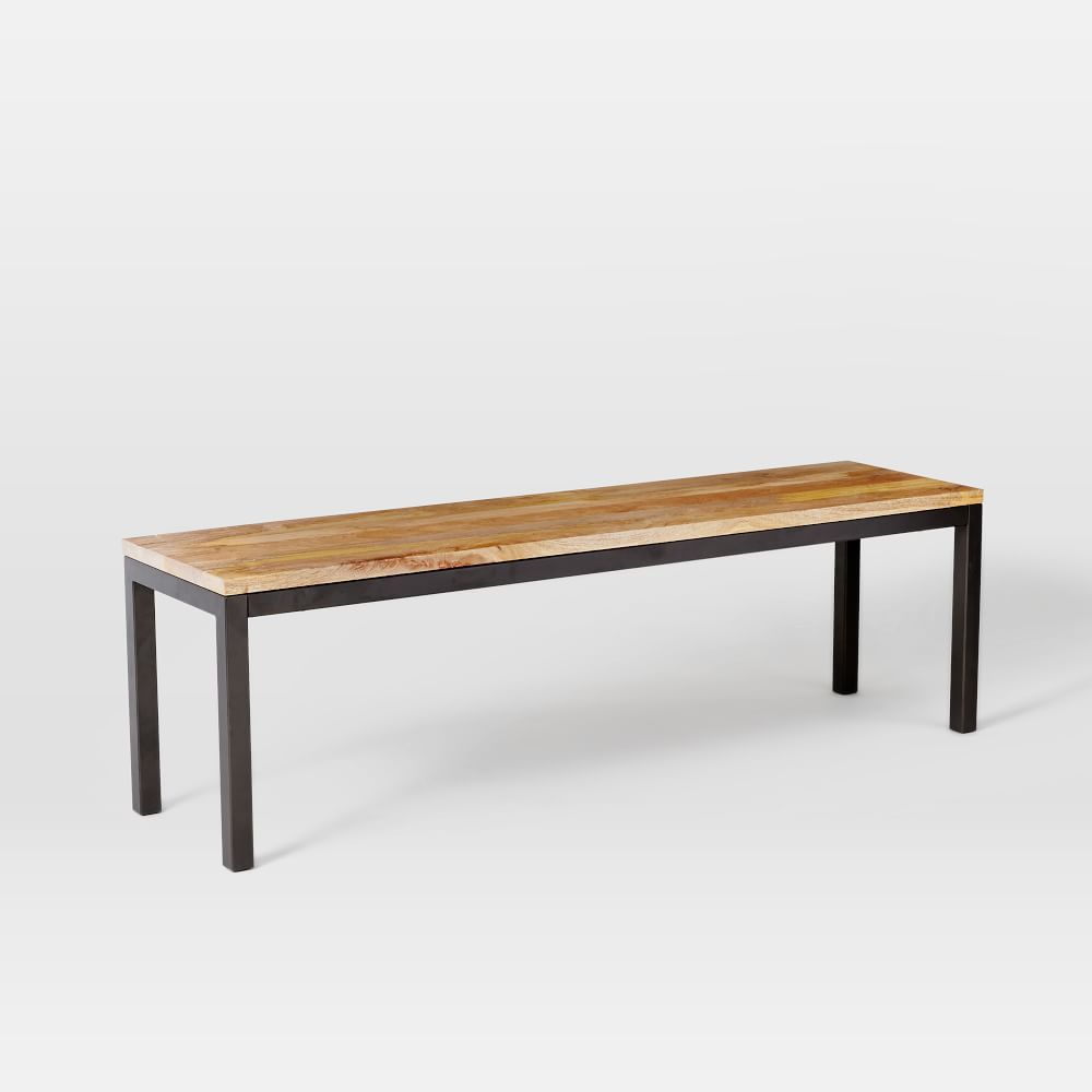 Box Frame Dining Bench | Dining Room | Pinterest | Dining bench ...