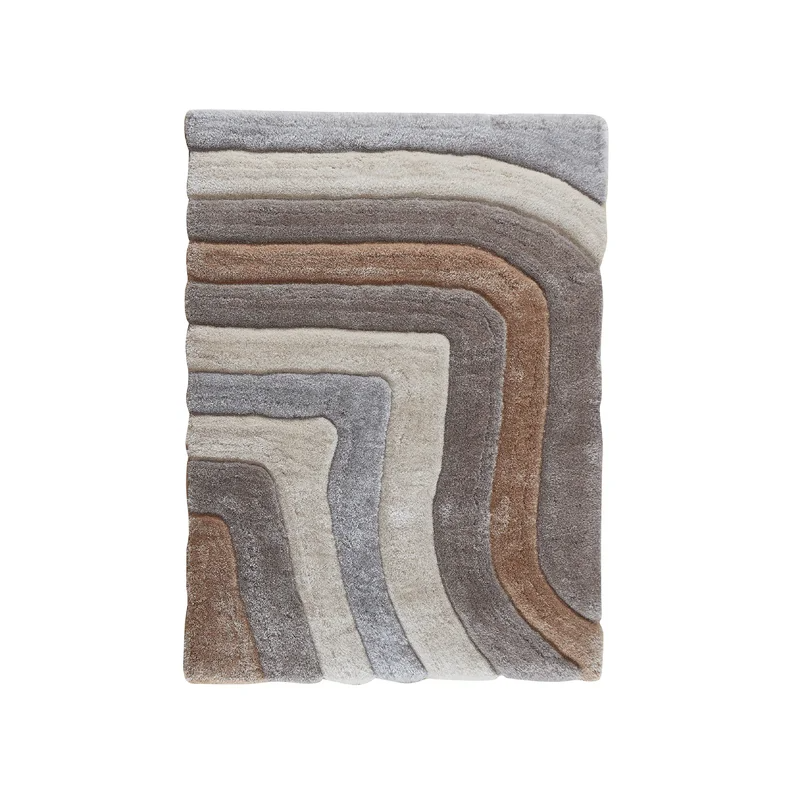 Banas Beige Gray Brown Area Rug In 2020 Brown Area Rugs Brown And Grey Area Rugs