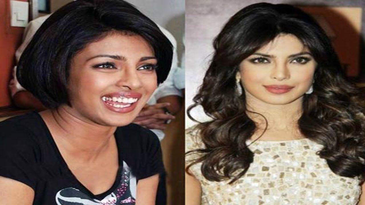 bollywood celebrities before and after makeup | saubhaya makeup