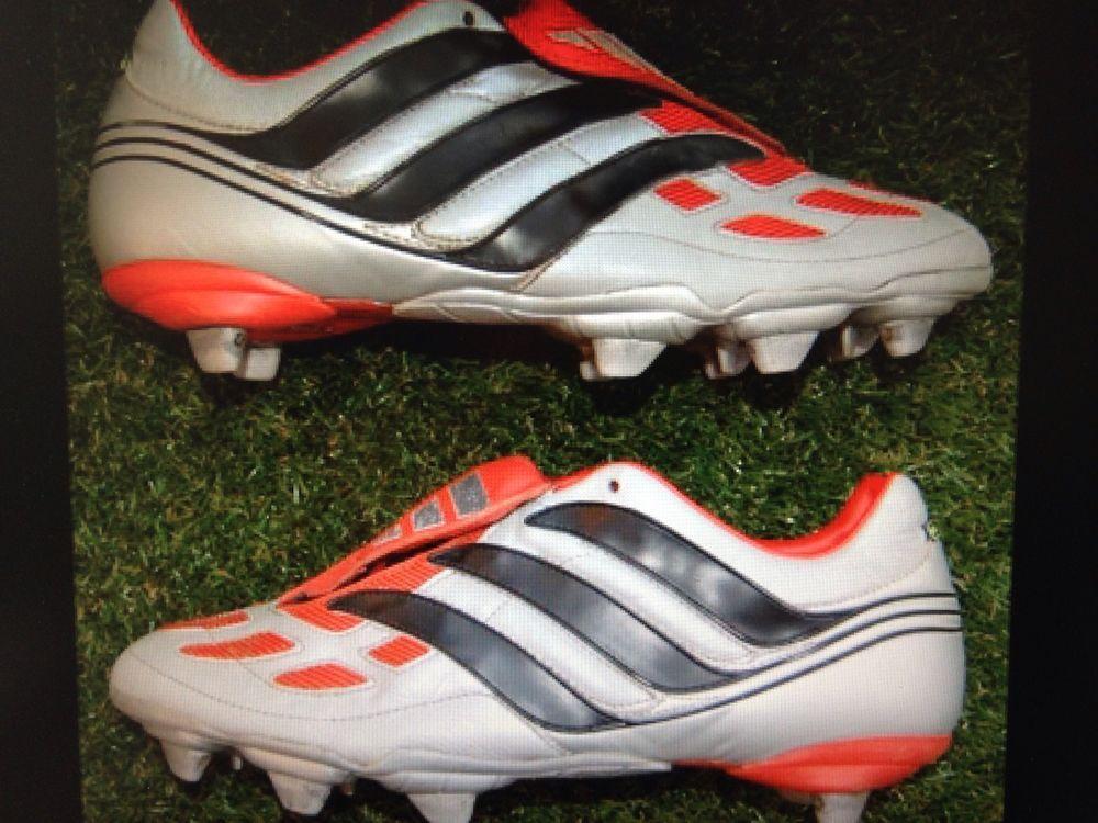 cheap for discount 7cfdb 76f4c  ADIDAS  Predator  Precision  Silber  Fußballschuh  football