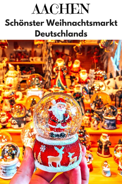 Schöner Weihnachtsmarkt Deutschland.Weihnachtsmarkt Aachen Schönster Weihnachtsmarkt Deutschlands