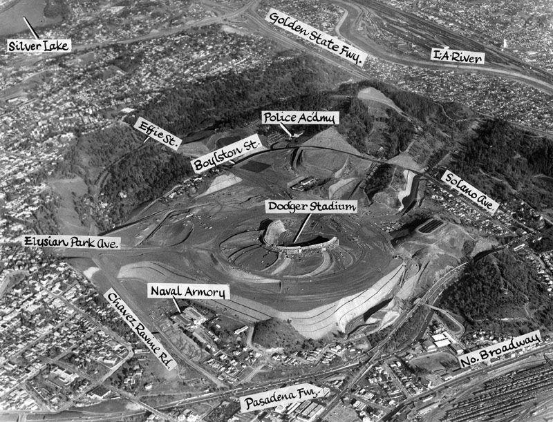 Nuestra Senora La Reina De Los Angeles Dodgers Dodger Stadium Los Angeles Architecture