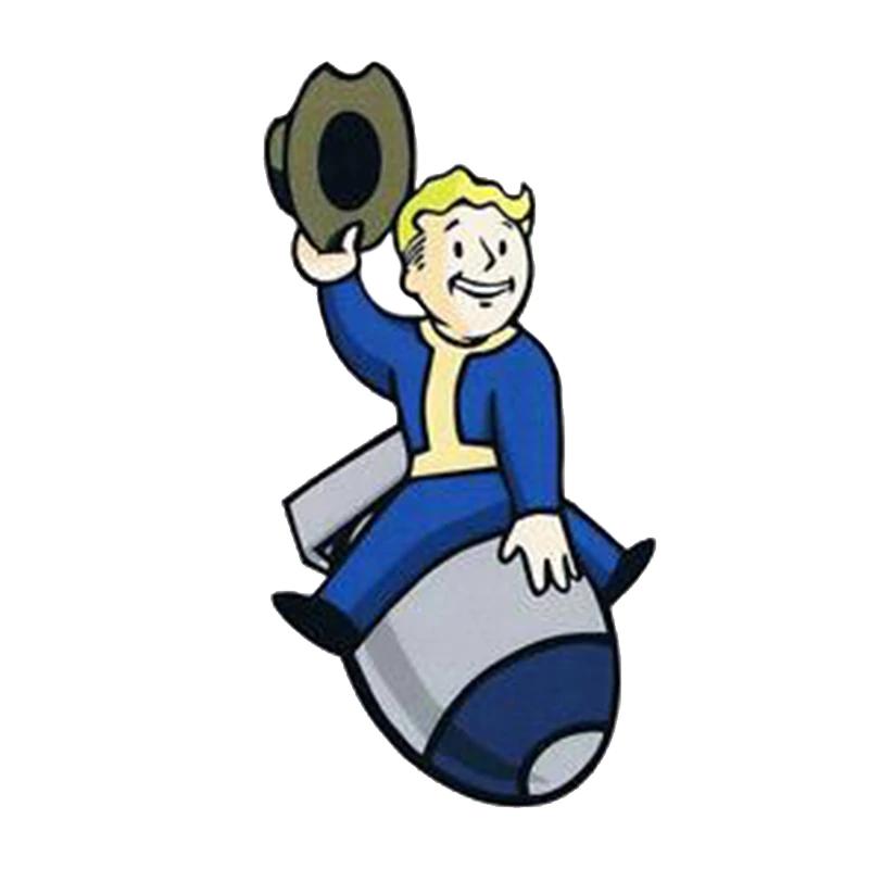 Fallout Vault Boy Enamel Pin Vault Boy Fallout Vault Boy Fallout Vault