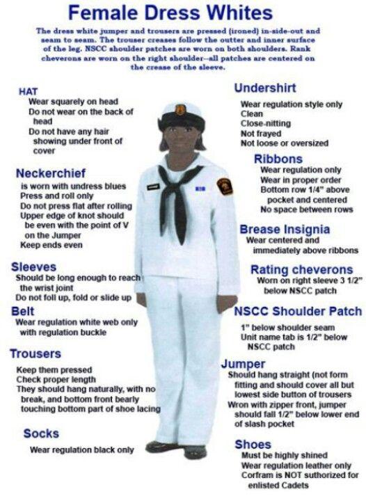 Sea Cadets for Girls | USNLCC /USNSCC | Navy military