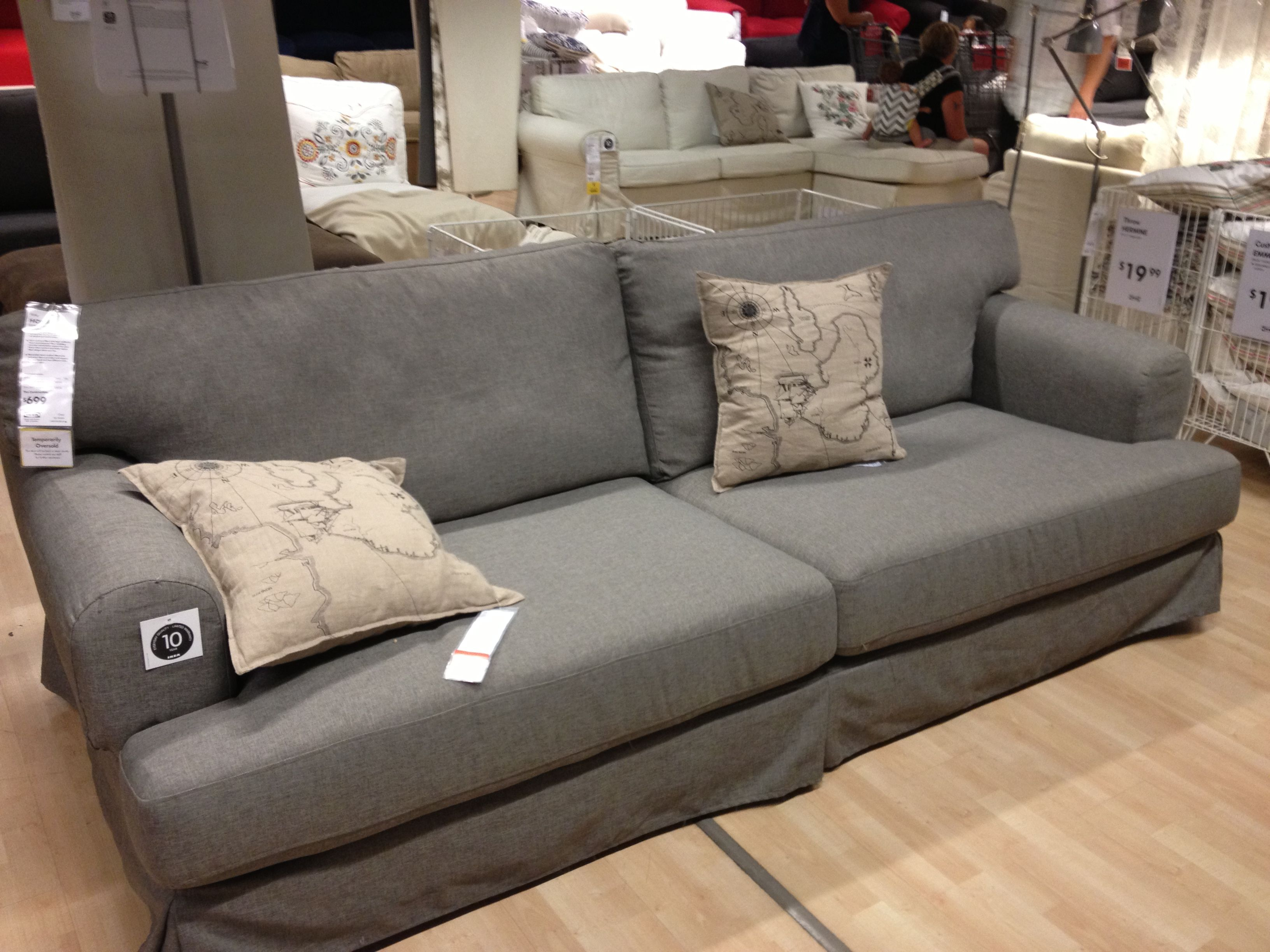 Hovas sofa ikea 96 inches long Tech