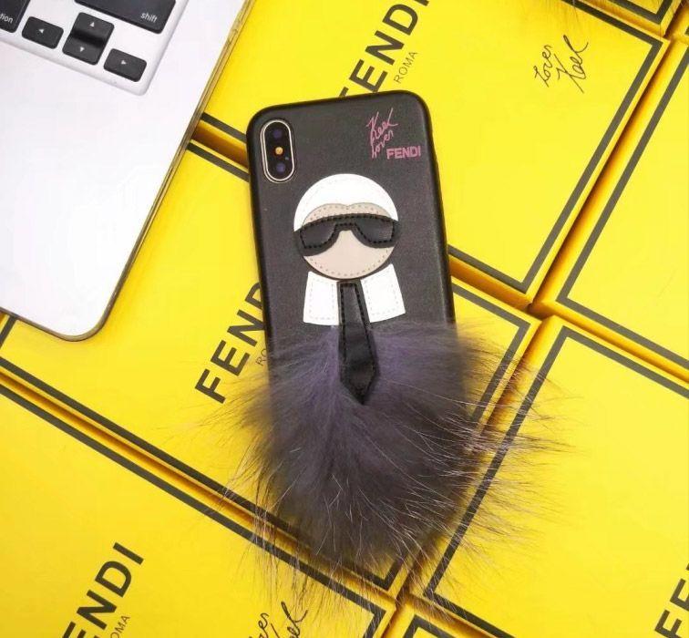 fendi iphone x 8 7 6s plus phone case