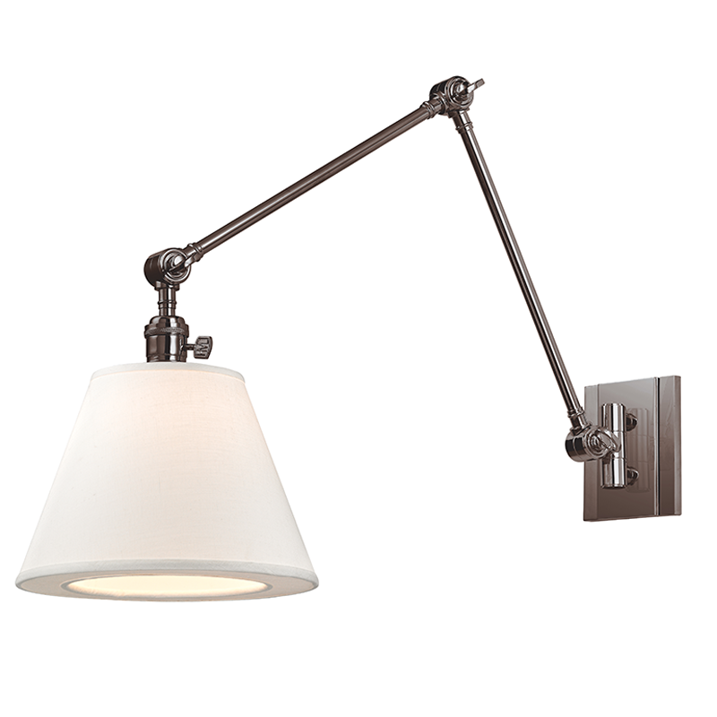 The Horizontal And Vertical Hillsdale Wall Sconces Have Extendable And  Swing Arm Articulation. Http