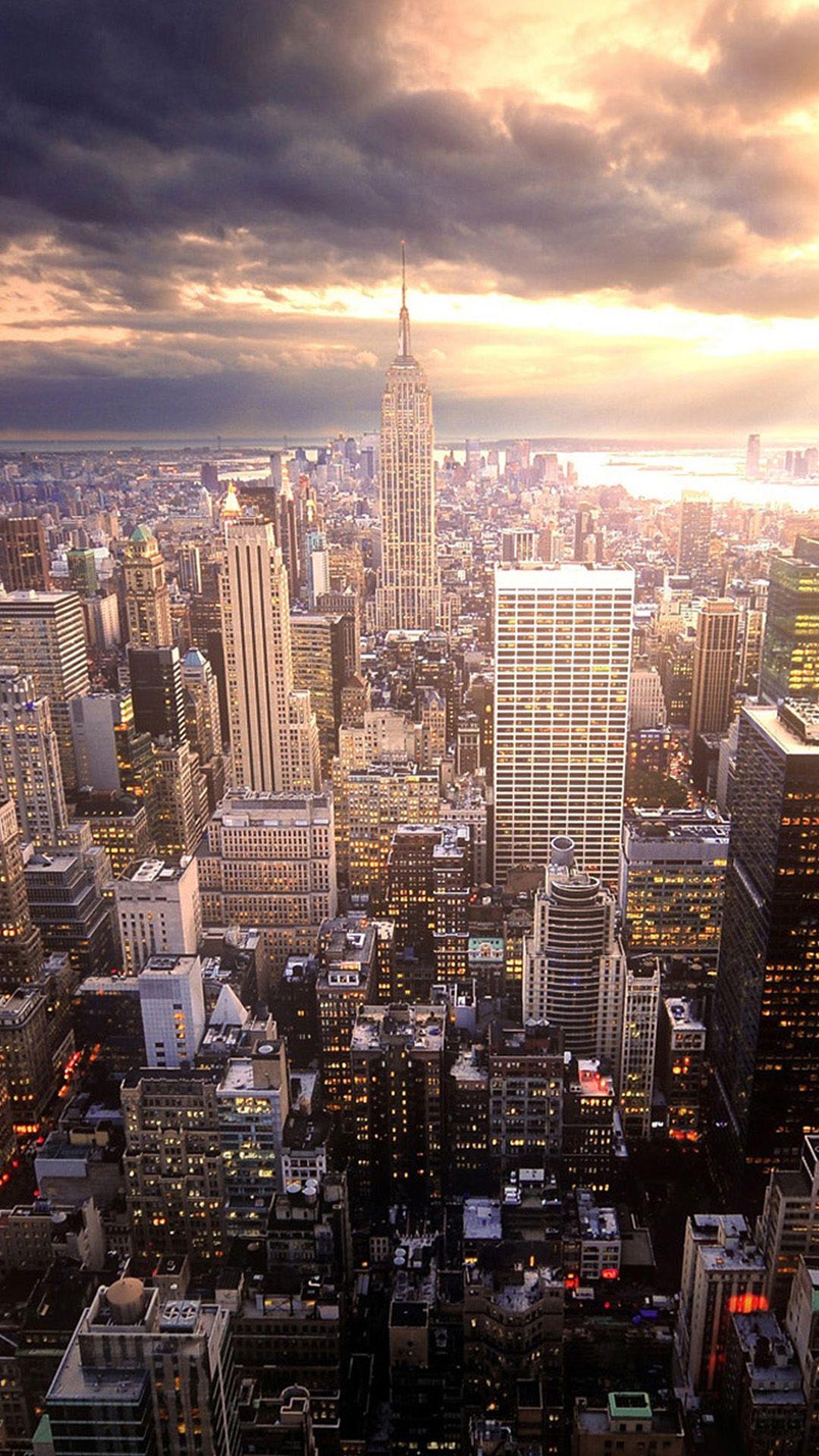 New York City Wallpaper Iphone Красивые места, Обои для