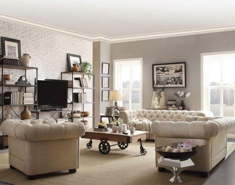 40+ Cozy And Beautiful Living Room Design Ideas Living Room