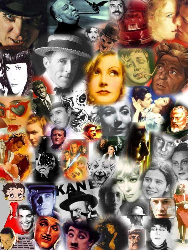 Collage Películas Cine De Arte Google Search Siete Artes Cine Arte Arte