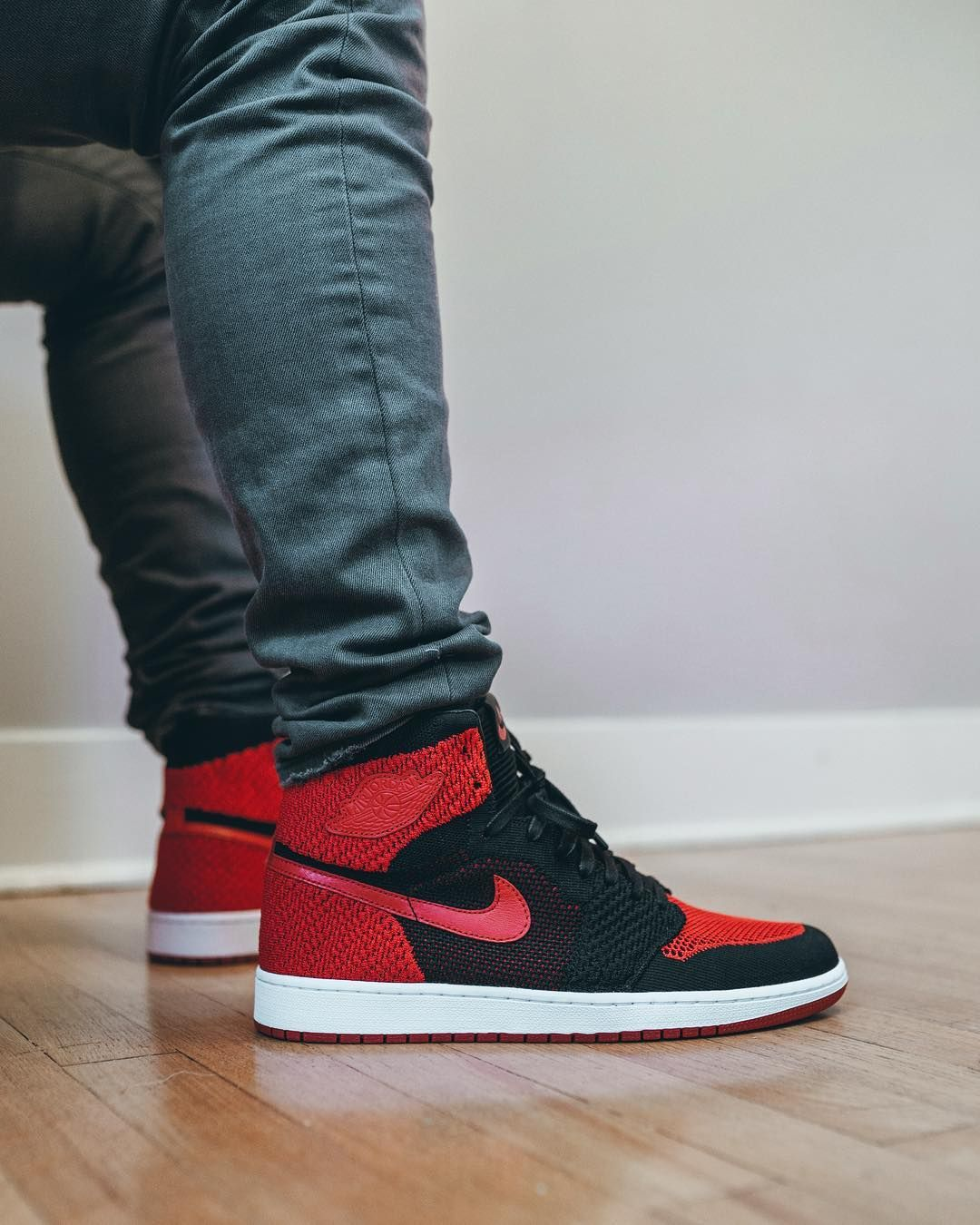 nike air jordan 1 retro high flyknit