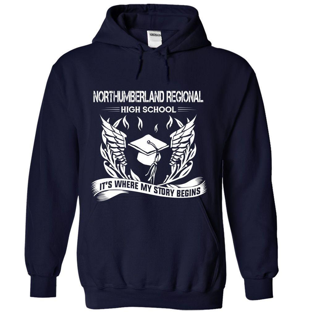 NORTHUMBERLAND REGIONAL HIGH SCHOOL - Forever in my hea T Shirt, Hoodie, Sweatshirt