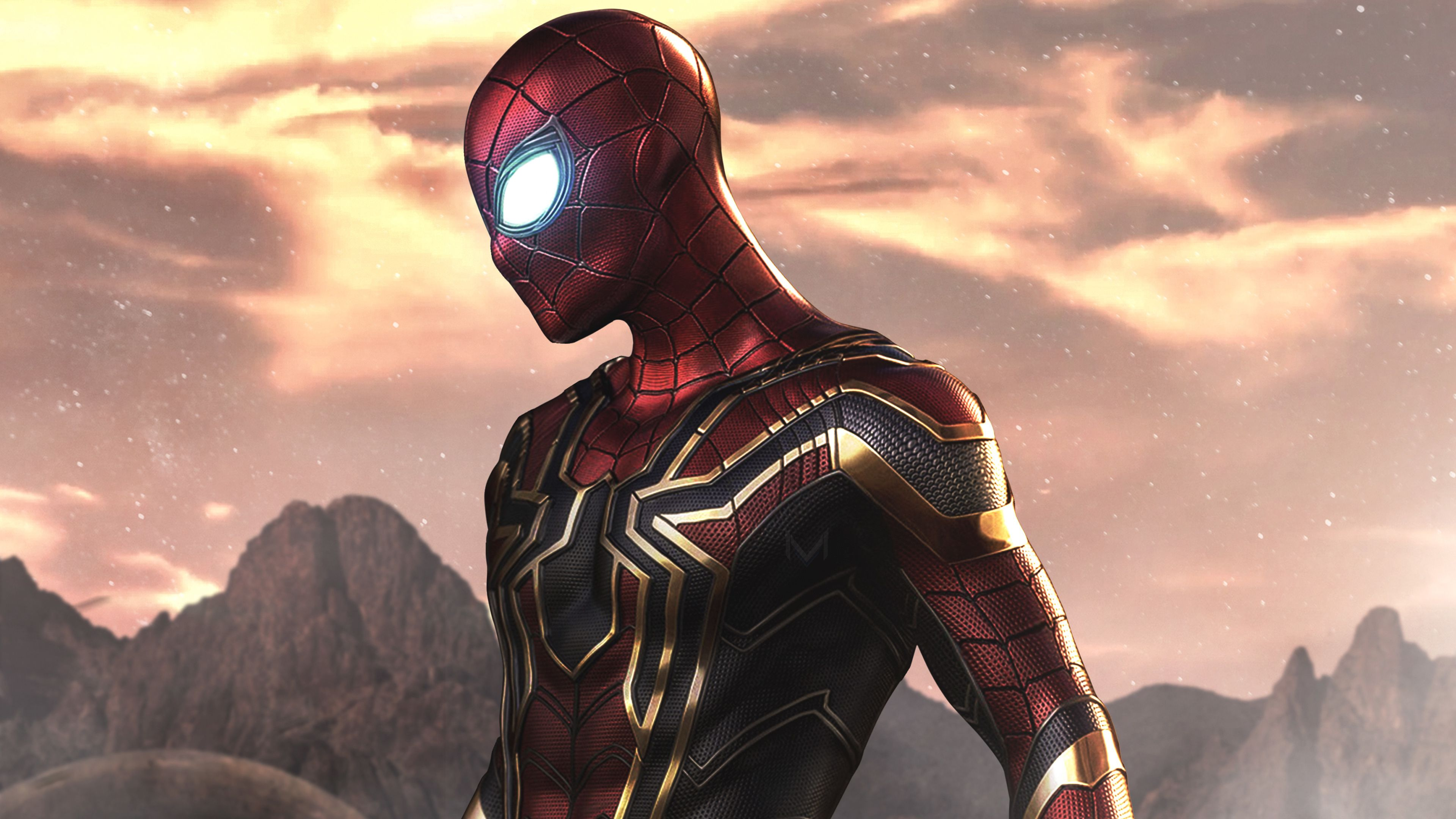 Spiderman Far From Home Movie tom holland wallpapers