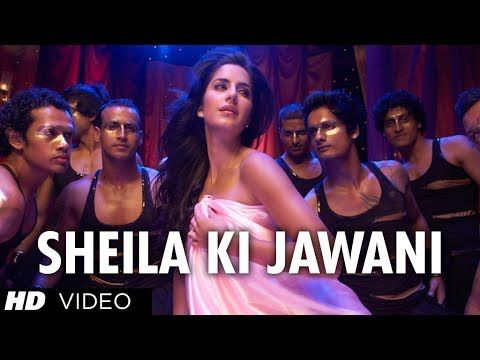 Sheila Ki Jawani Full Song Tees Maar Khan With Lyrics Katrina Kaif Oh So That S The Translation Songs Youtube Videos Music Bollywood Music Videos
