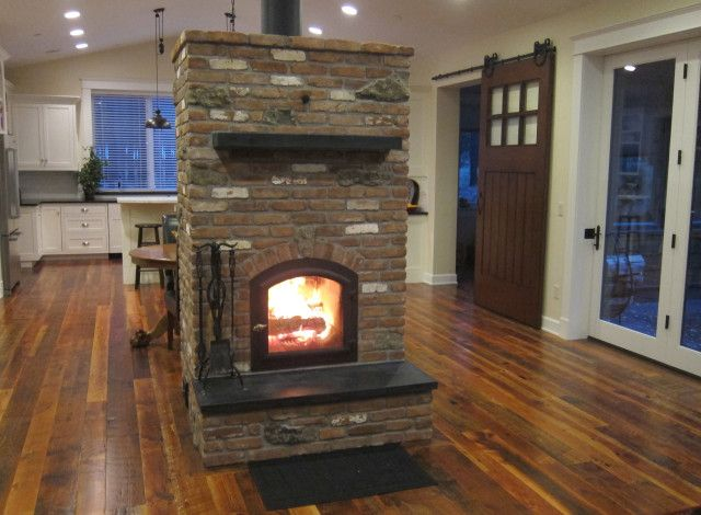 masonry heaters look like conventional fireplaces but have channels inside that absorb much more. Black Bedroom Furniture Sets. Home Design Ideas