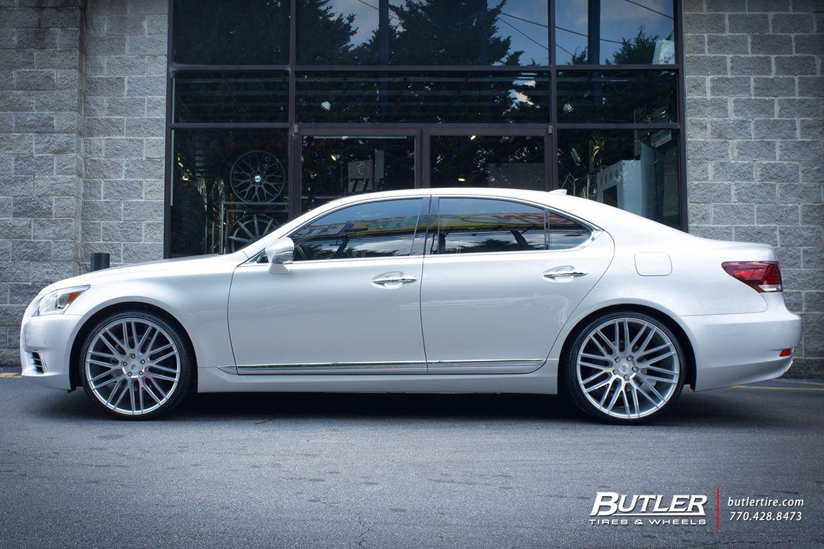 Ls Lexus Rims White 460