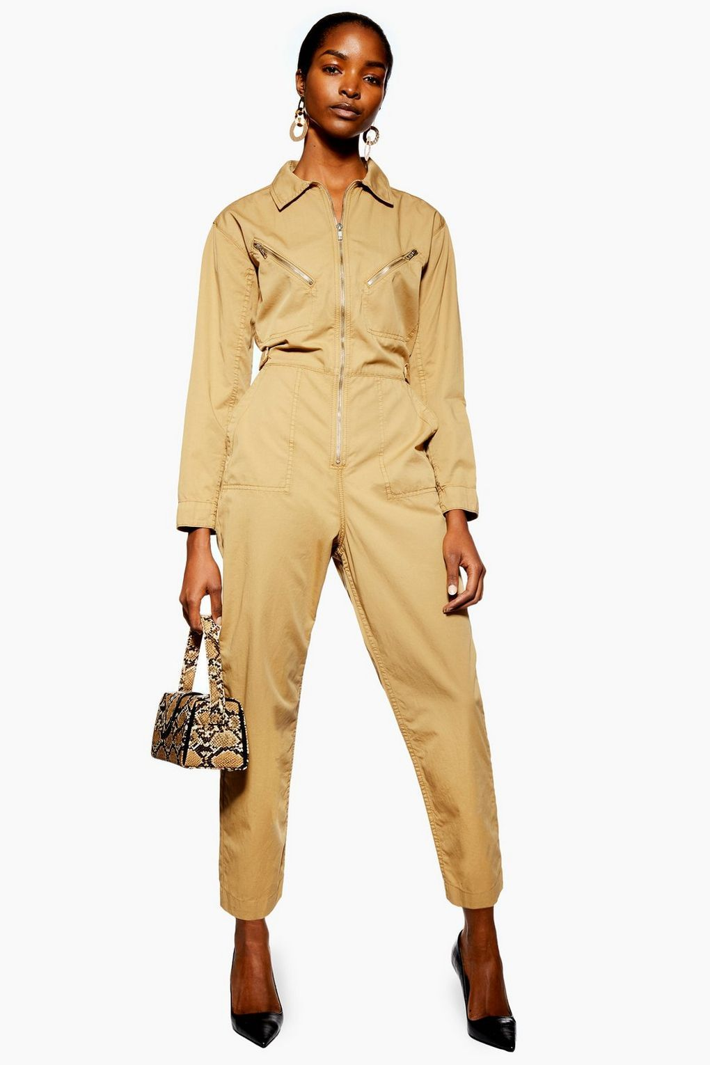ef9468ce7b02 Utility Boiler Suit - Rompers   Jumpsuits - Clothing in 2019