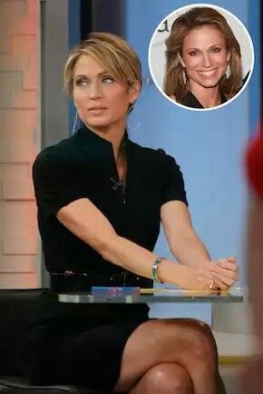 Amy Robach Gma Amy Robach Short Hair Styles Amy
