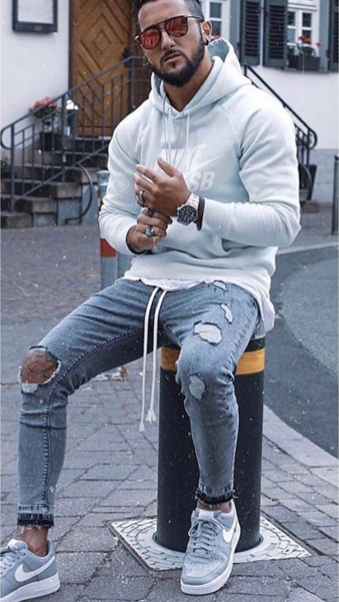 22 Really cool street style outfits!