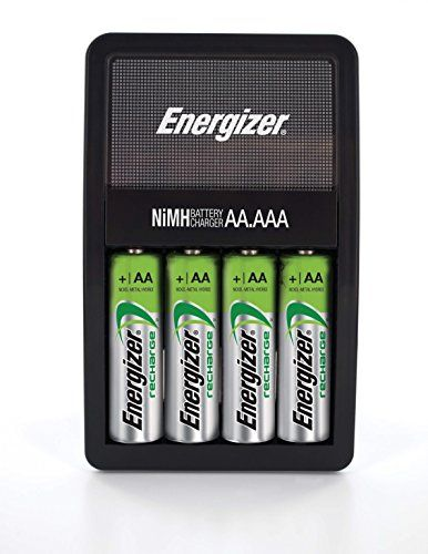 Awesome Top 10 Best Battery Chargers Aa Best Of 2018 Reviews Rechargeable Battery Charger Rechargeable Batteries Aaa Battery Charger