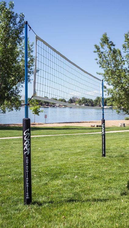 Cobra Volleyball Set Volleyball Net Volleyball Court Backyard Outdoor Volleyball Net