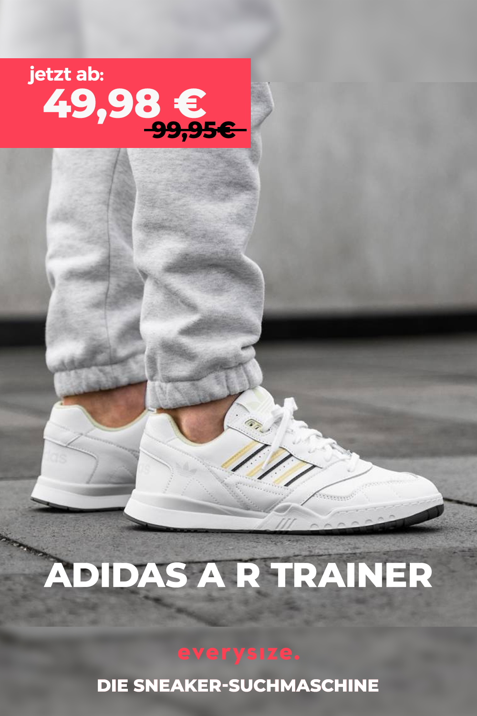 adidas Originals A R Trainer in weiss BD7840 | Männer mode
