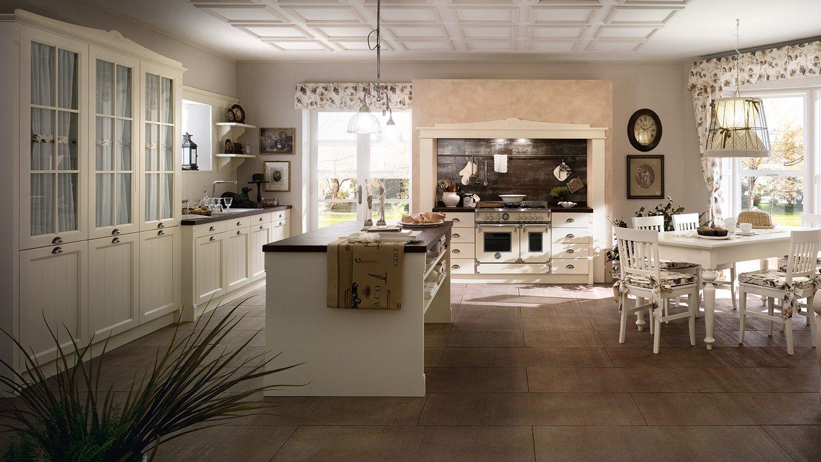 Cucina English Style di CALLESELLA | Cucine | Pinterest | English ...